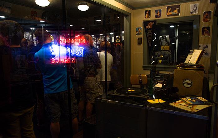 Sun Studio Tour in Memphis