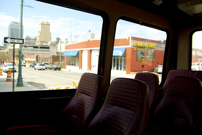 backbeat Bustour durch Memphis