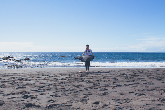 Strandtag La Gomera