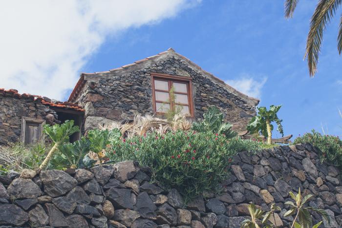 Museum auf La Gomera.