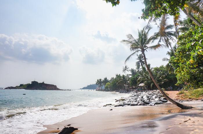 Mirissa Sri Lanka Backpacking