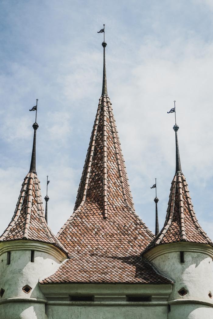 Tuerme in Kronstadt