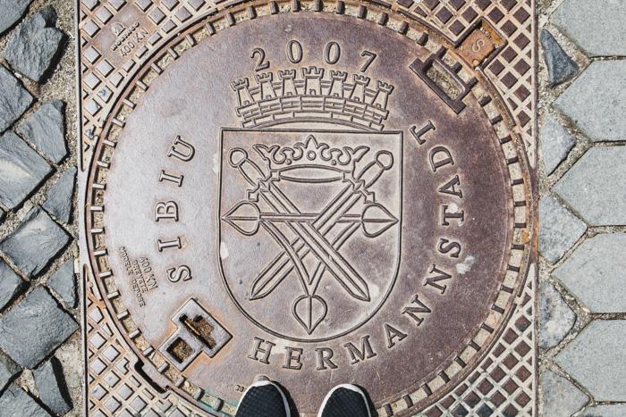 Wappen von Hermannstadt