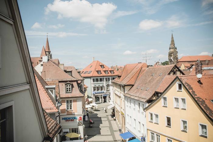 Ansbach in Franken