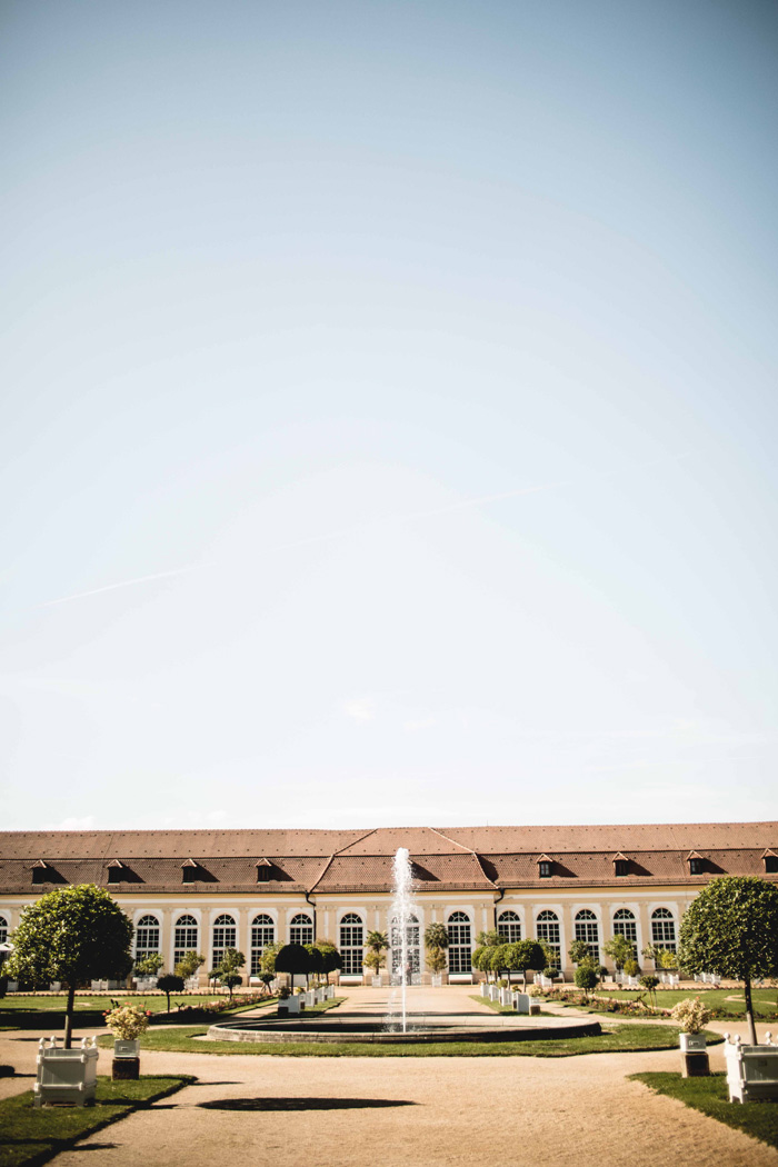 Ansbach Orangerie