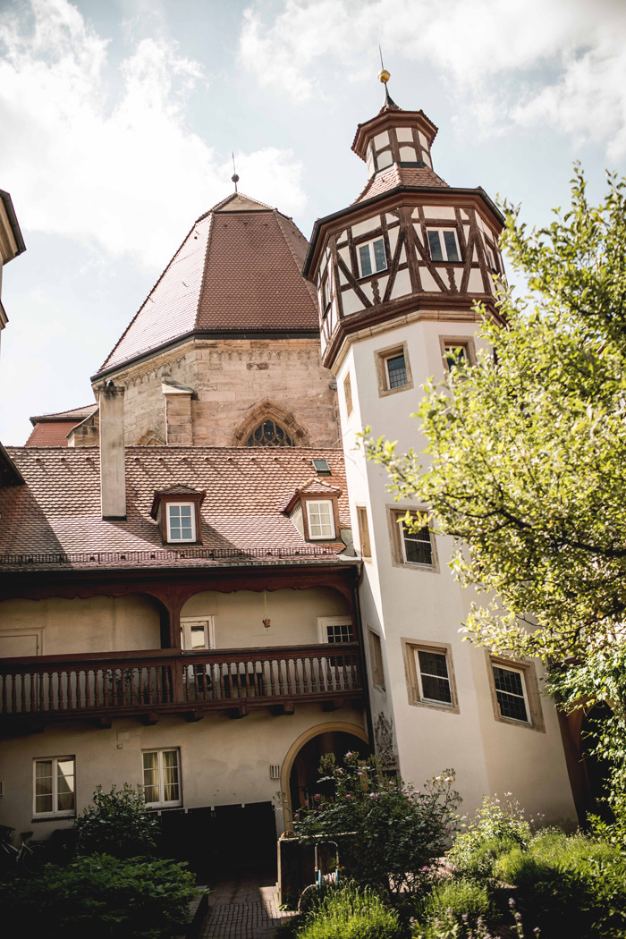 Ansbach Reisetipps Turm