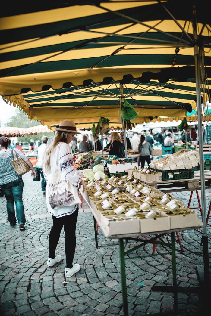 Aschaffenburg Marktplatz