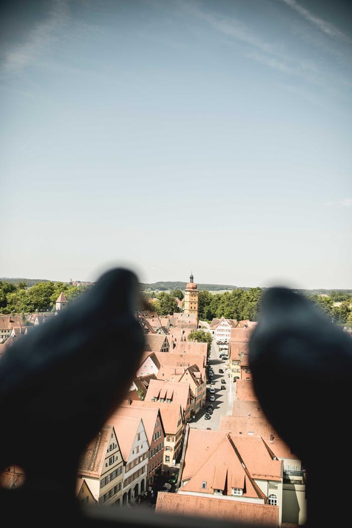 Aussicht Münster St. Georg