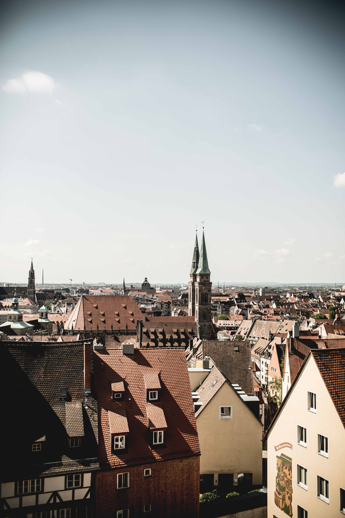 Aussicht Nürnberg