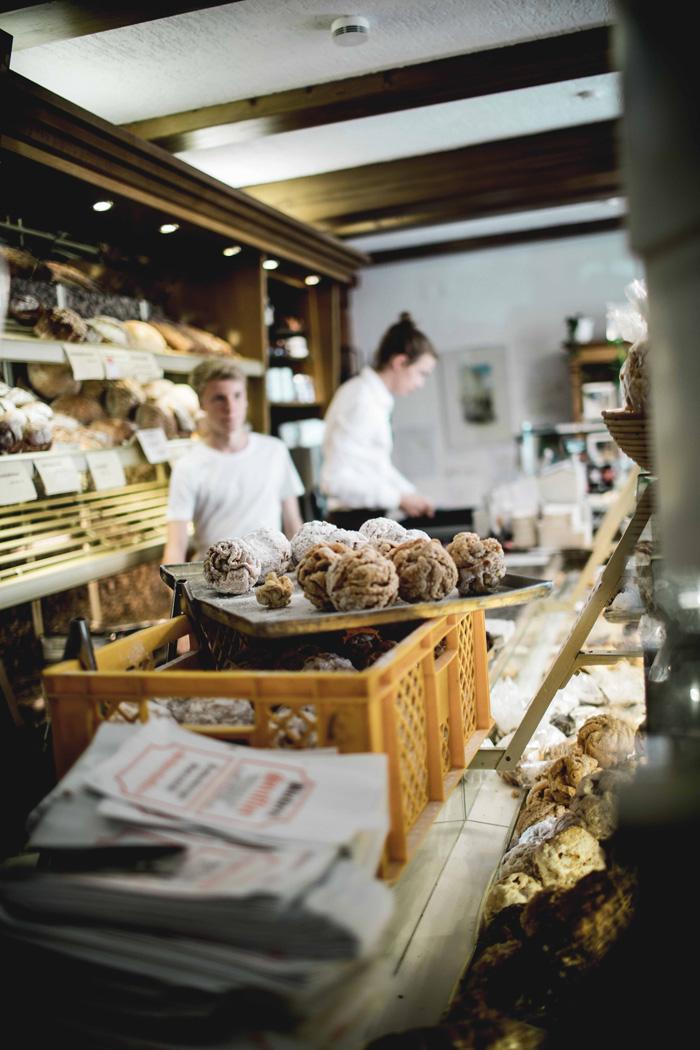 Bäckerei Schneeballen