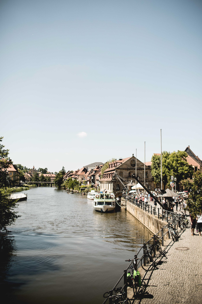 Bamberg Bootsfahrt
