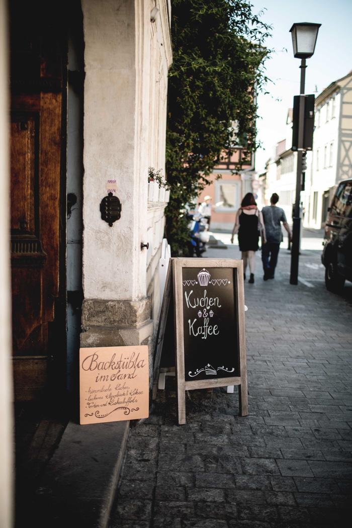 Cafés in Bamberg