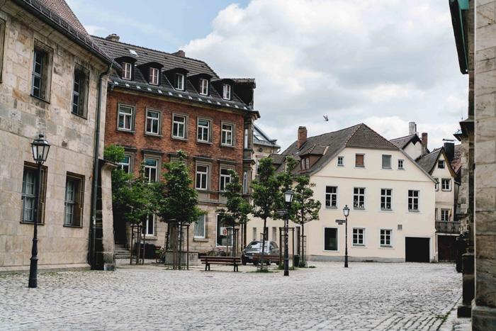 Bayreuth Kirchenplatz