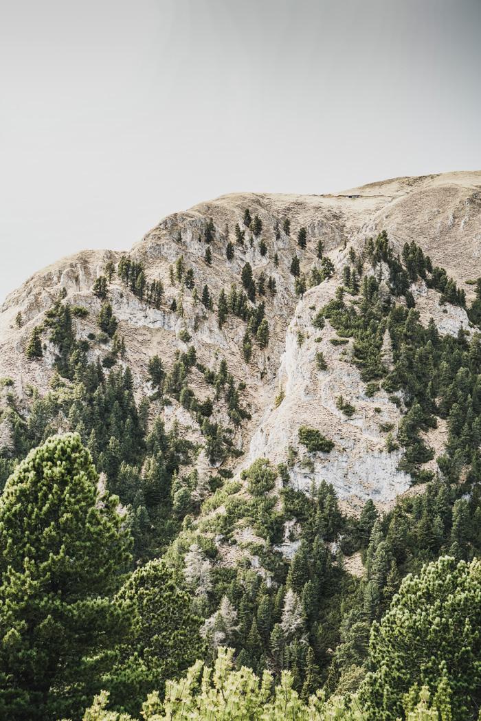 Berge im Schlerngebiet
