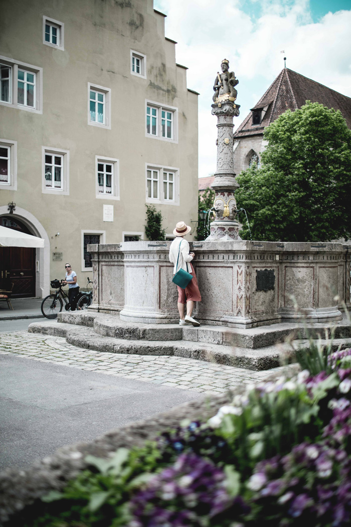 Brunnen Rothenburg