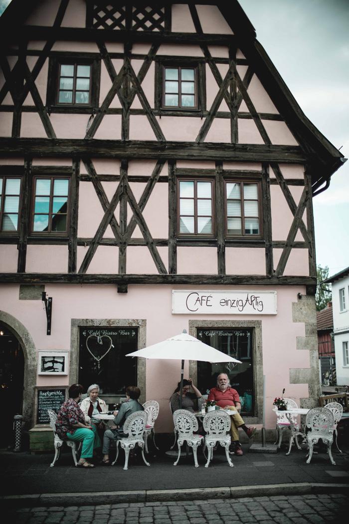 Café einzigARTig in Rothenburg