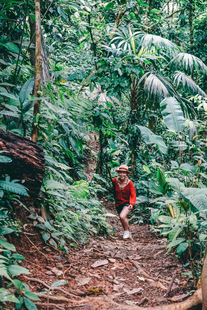Christine Neder Dschungel Costa Rica