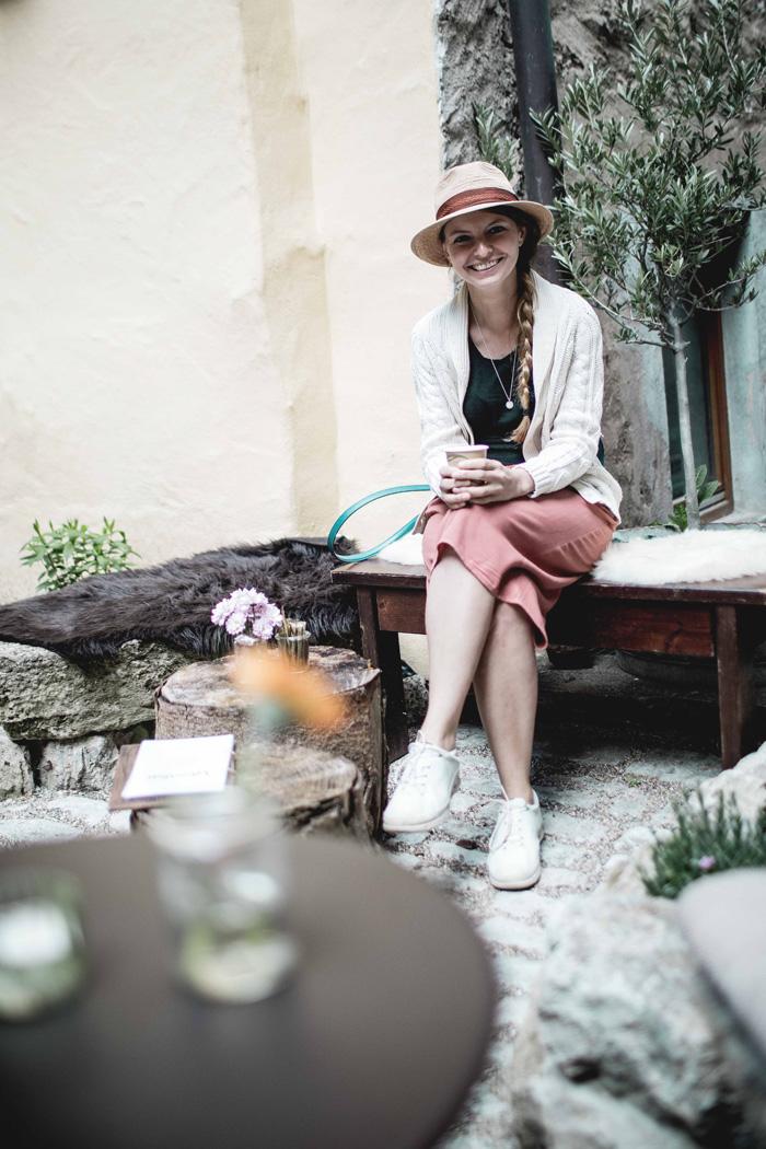Christine Neder in ROthenburg