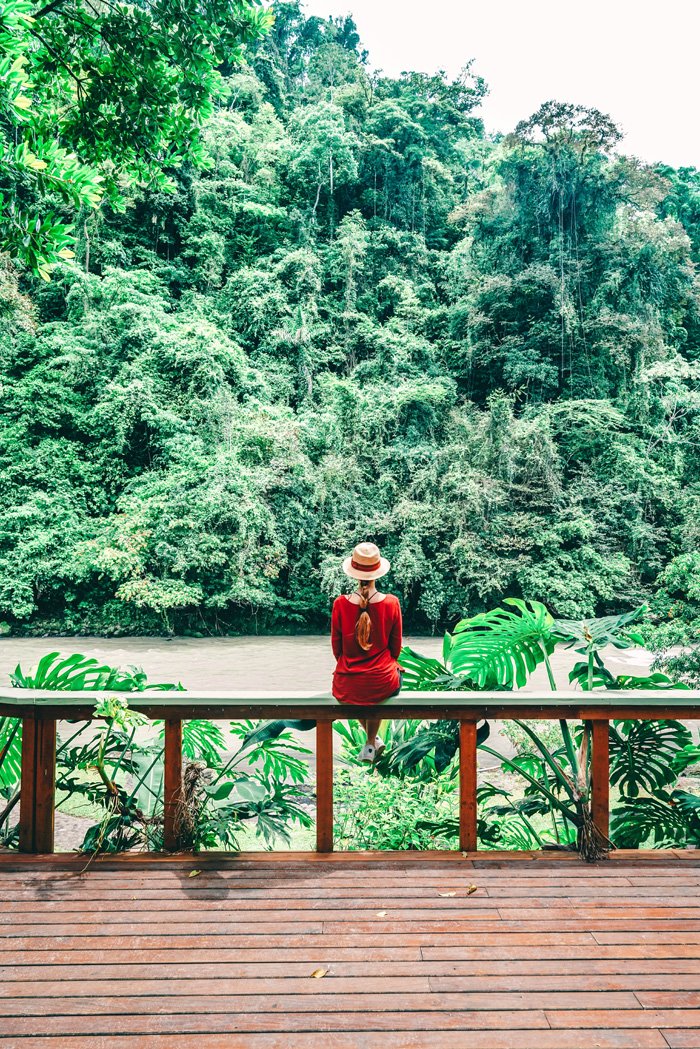 Christine Neder Pacuare Lodge Costa Rica