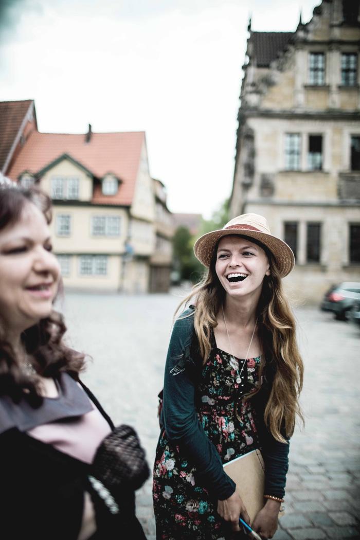 Christine Neder Stadtführung Coburg