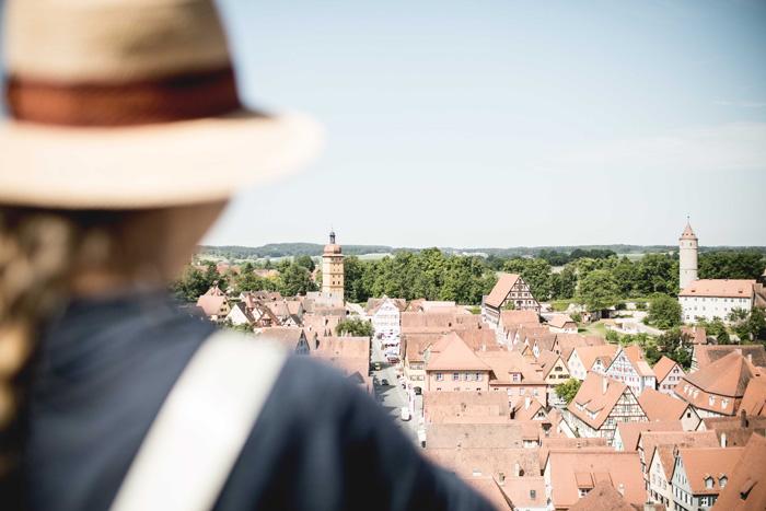 Aussicht vom St. Georg-Turm