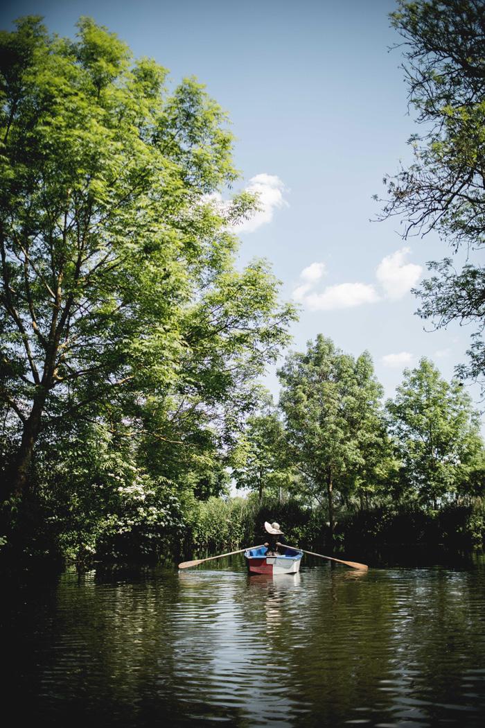 Bootfahren in Dinkelsbühl