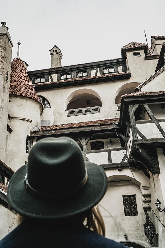 Draculas Schloss
