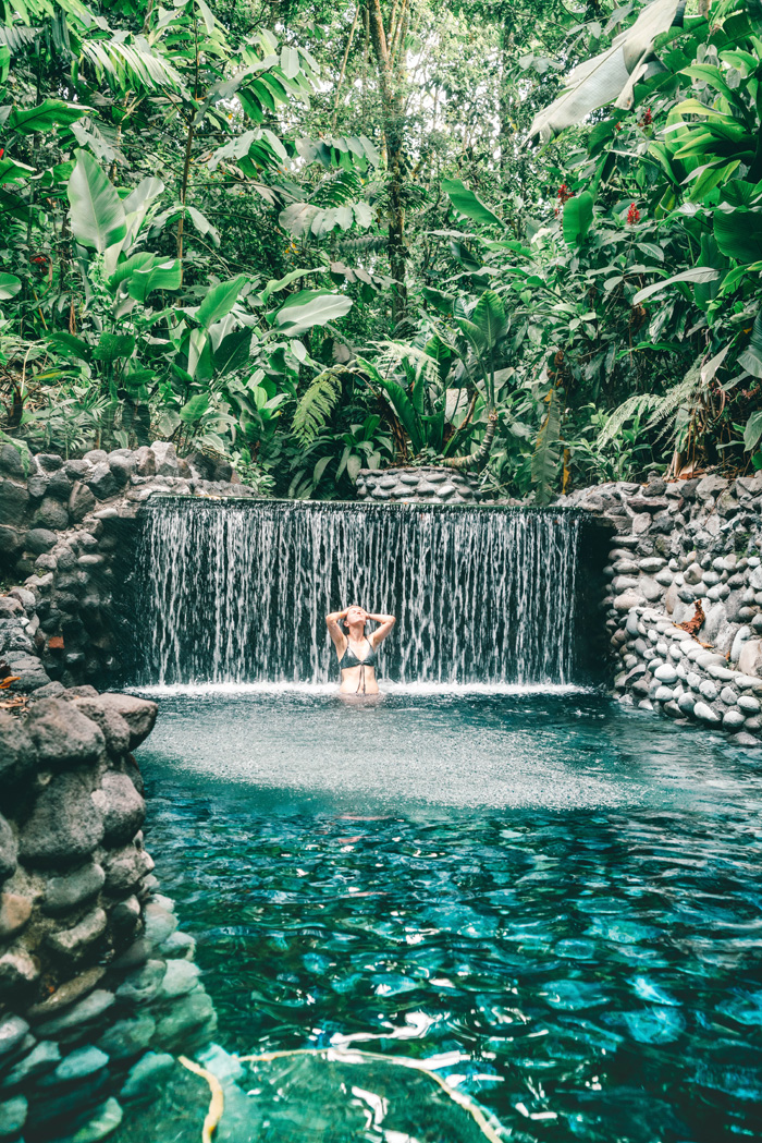 EcoThermales Hot Springs Costa Rica