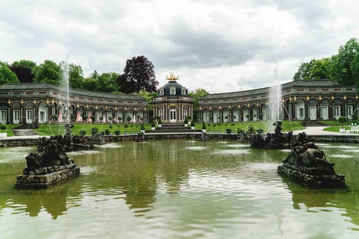 Eremitage Orangerie Bayreuth
