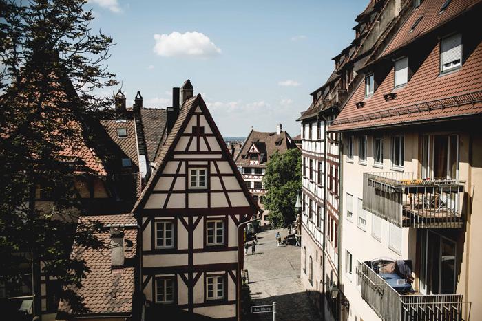 Fachwerkhaus Nürnberg