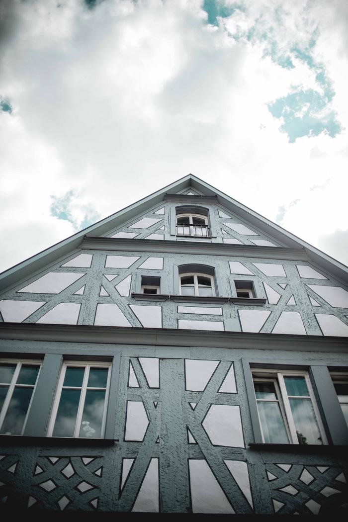 Fachwerkhaus Rothenburg