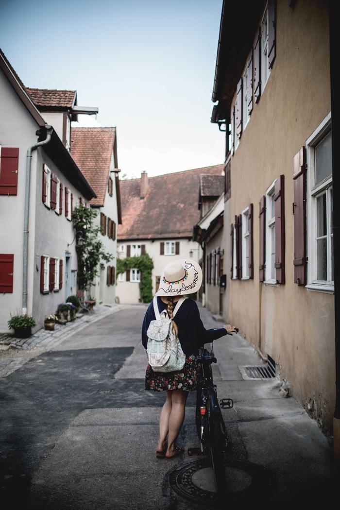 Radfahren in Dinkelsbühl