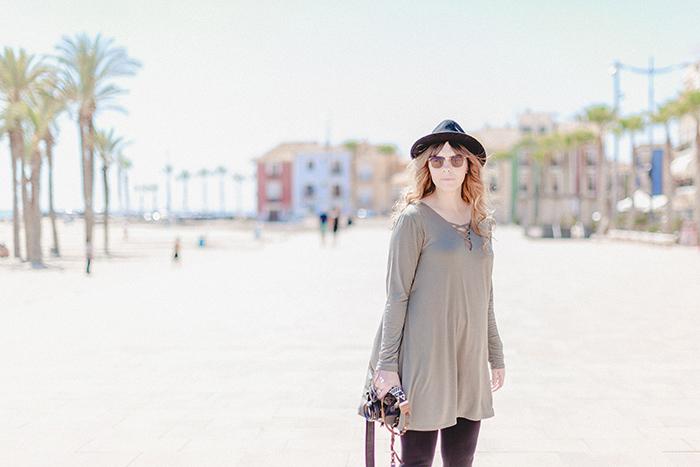 Farina Kirmse-am Strand