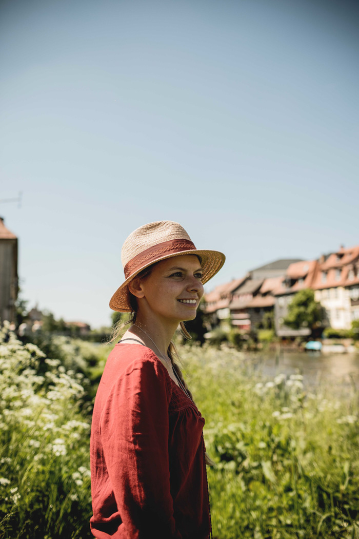 Christine Neder in Bamberg