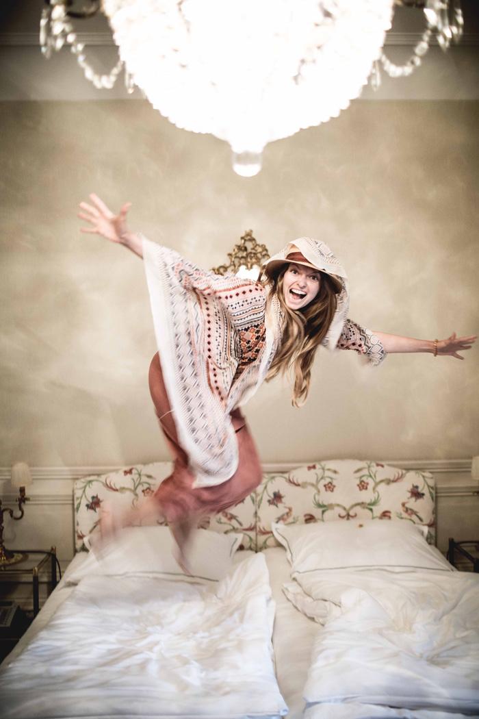 Fliegen im Bett Christine Neder