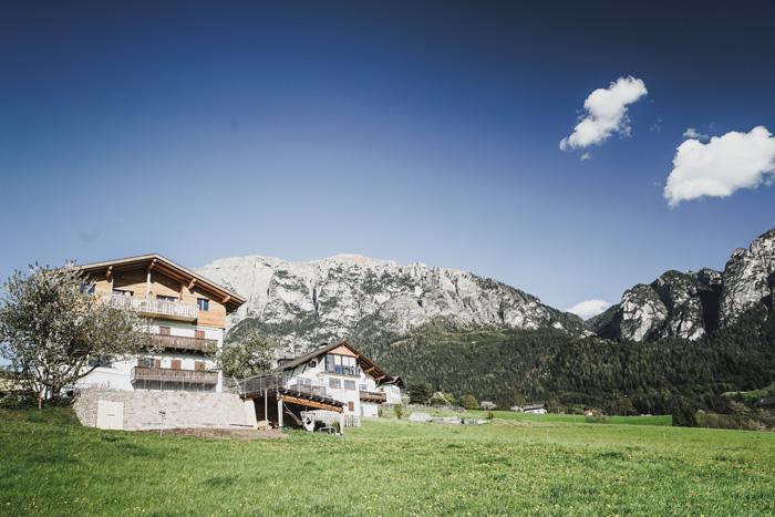 Funtnatscherhof in Südtirol