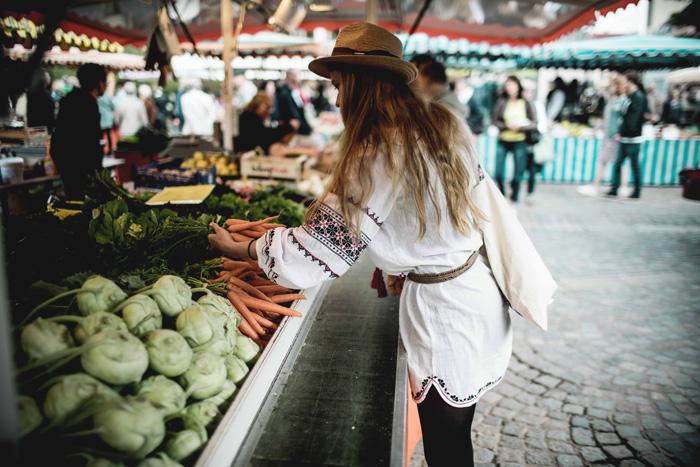 Gemüsemarkt Aschaffenburg
