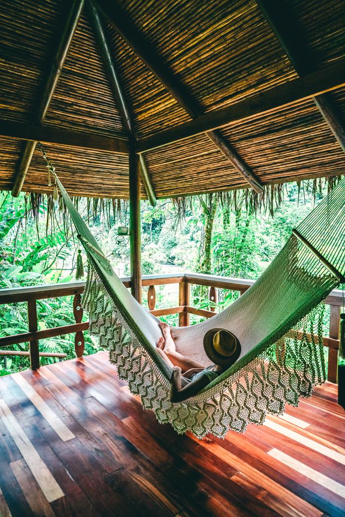 Hängematte Dschungel