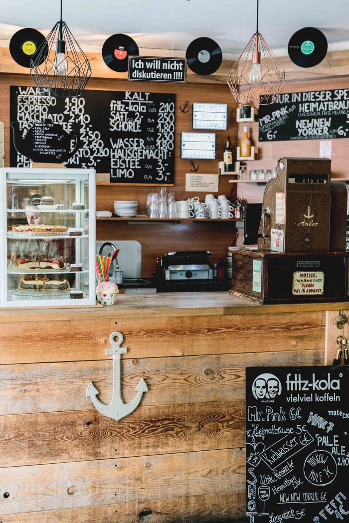 Hafenliebe Restaurant Bayreuth