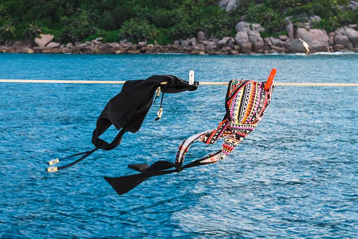 Schnorcheln und Tauchen auf den Seychellen