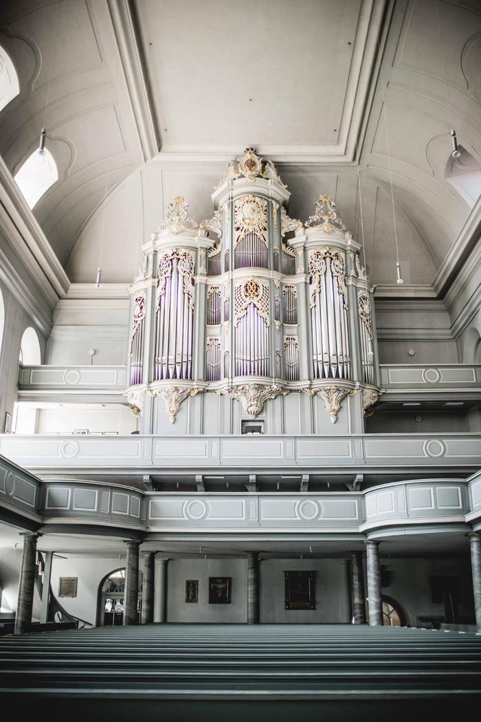 Kirche in Ansbach