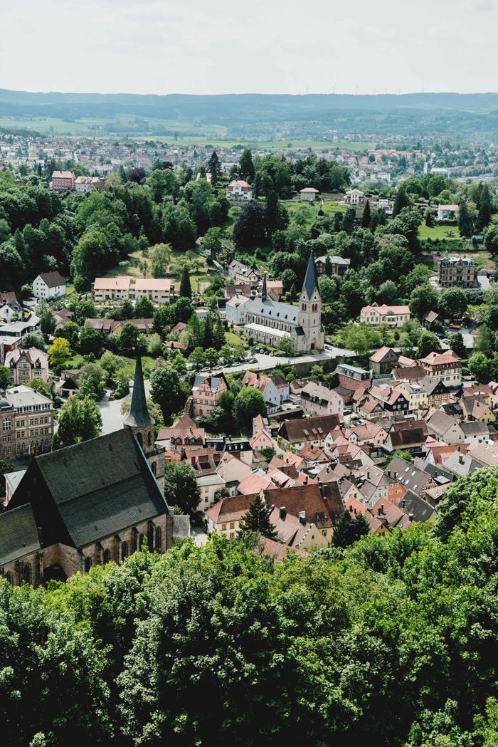 Kulmbach Aussicht