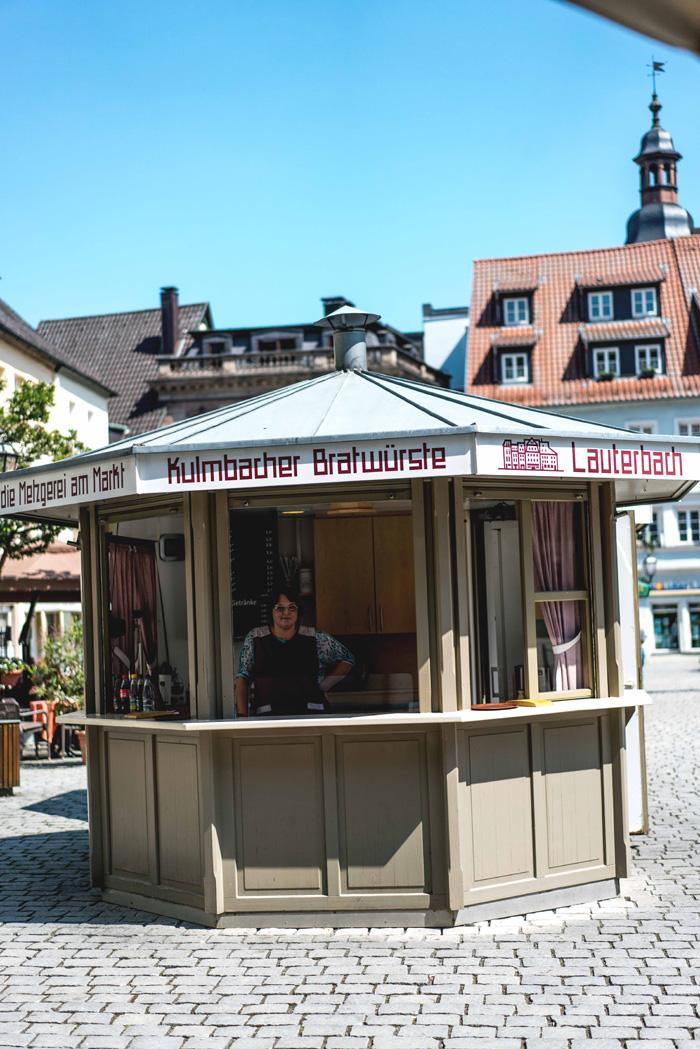 Kulmbach Bratwurst