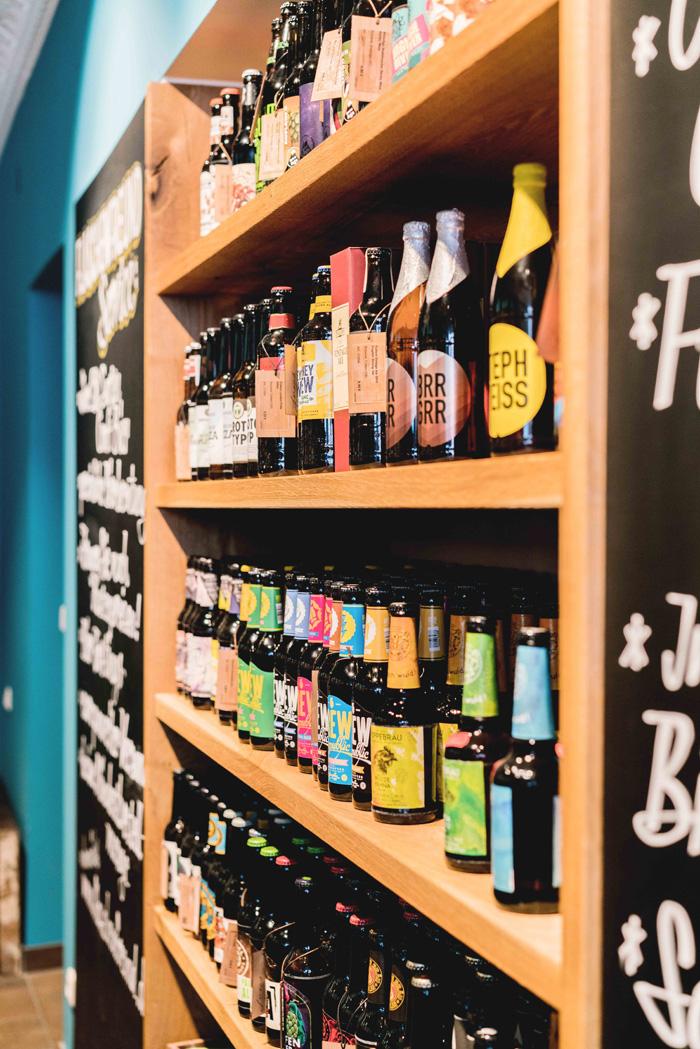 Flaschenbier Kraftraum Bayreuth