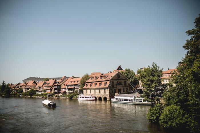 Linker Regnitzarm Bamberg