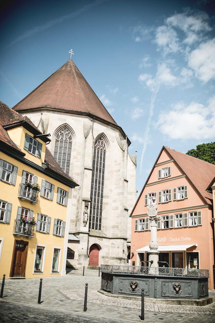 Marktplatz Dinkelsbühl