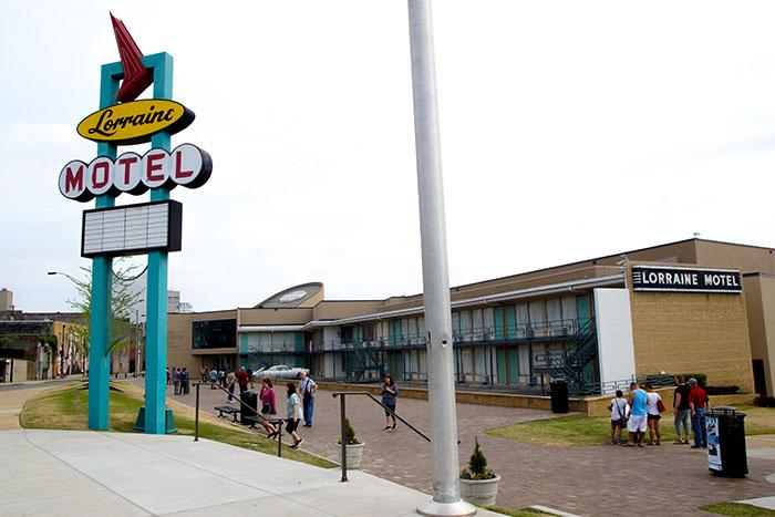 Motel Lorraine in Memhpis