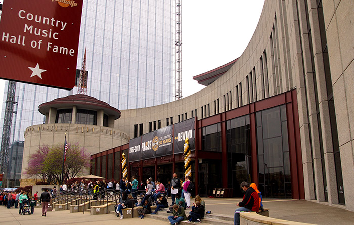 Nashville_Country Music Hall of Fame