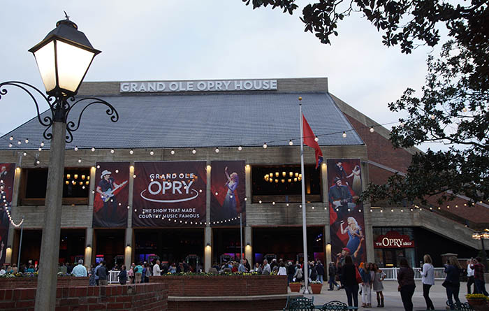 Nashville Grand Ole Opry House