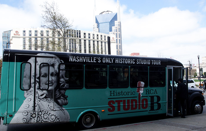 Nashville Historic RCA Studio B Tour